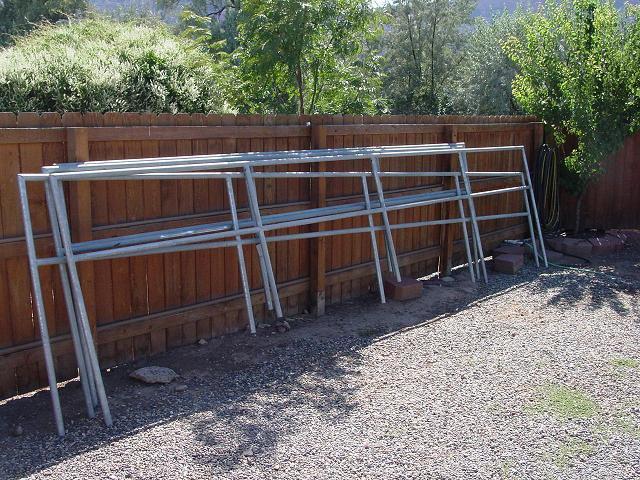 Hand Rails (Ideas Please)