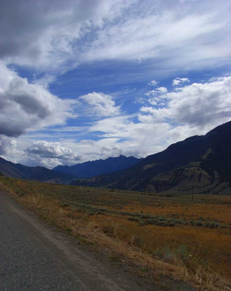Highway 99 - The Part Above Whistler