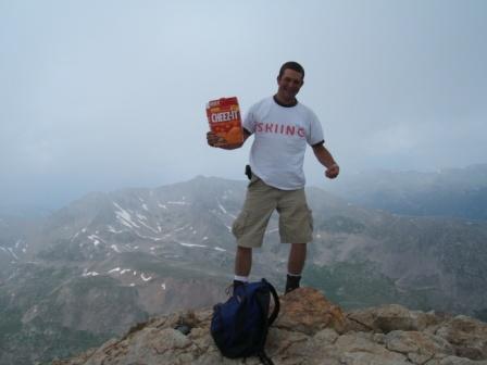 Top of Mt. Demcrocate