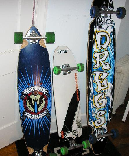 The boards