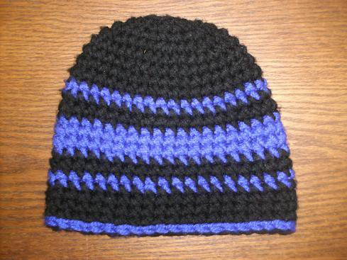 Second hat