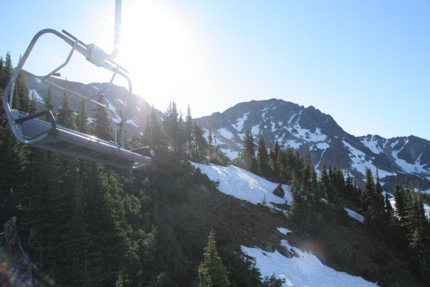 Blackcomb lift