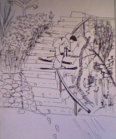 Rail sketch