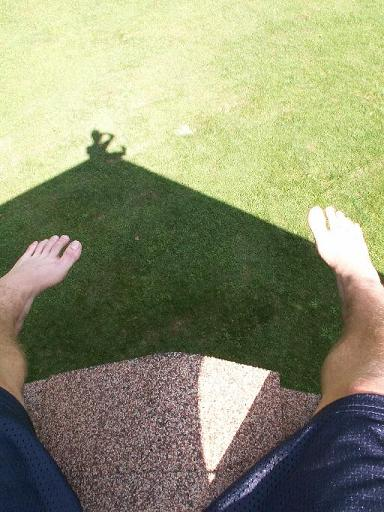 On my roof