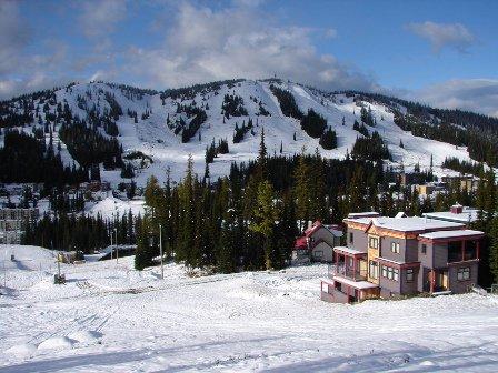 My ski hill 3 days ago