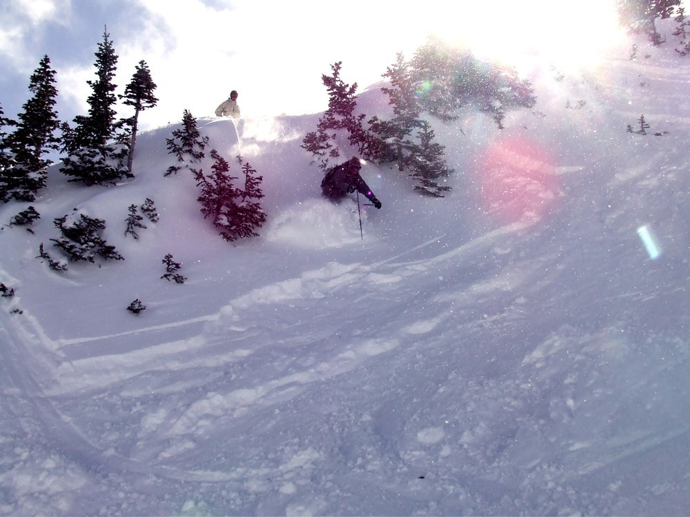 Mike in the Pow