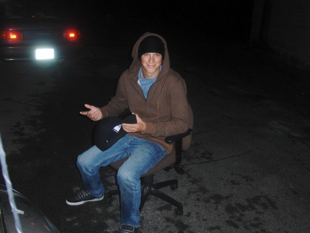 Me in chair