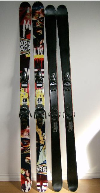 My skis for this season