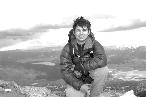 Summit of Mt. Massive 14,421 Ft.