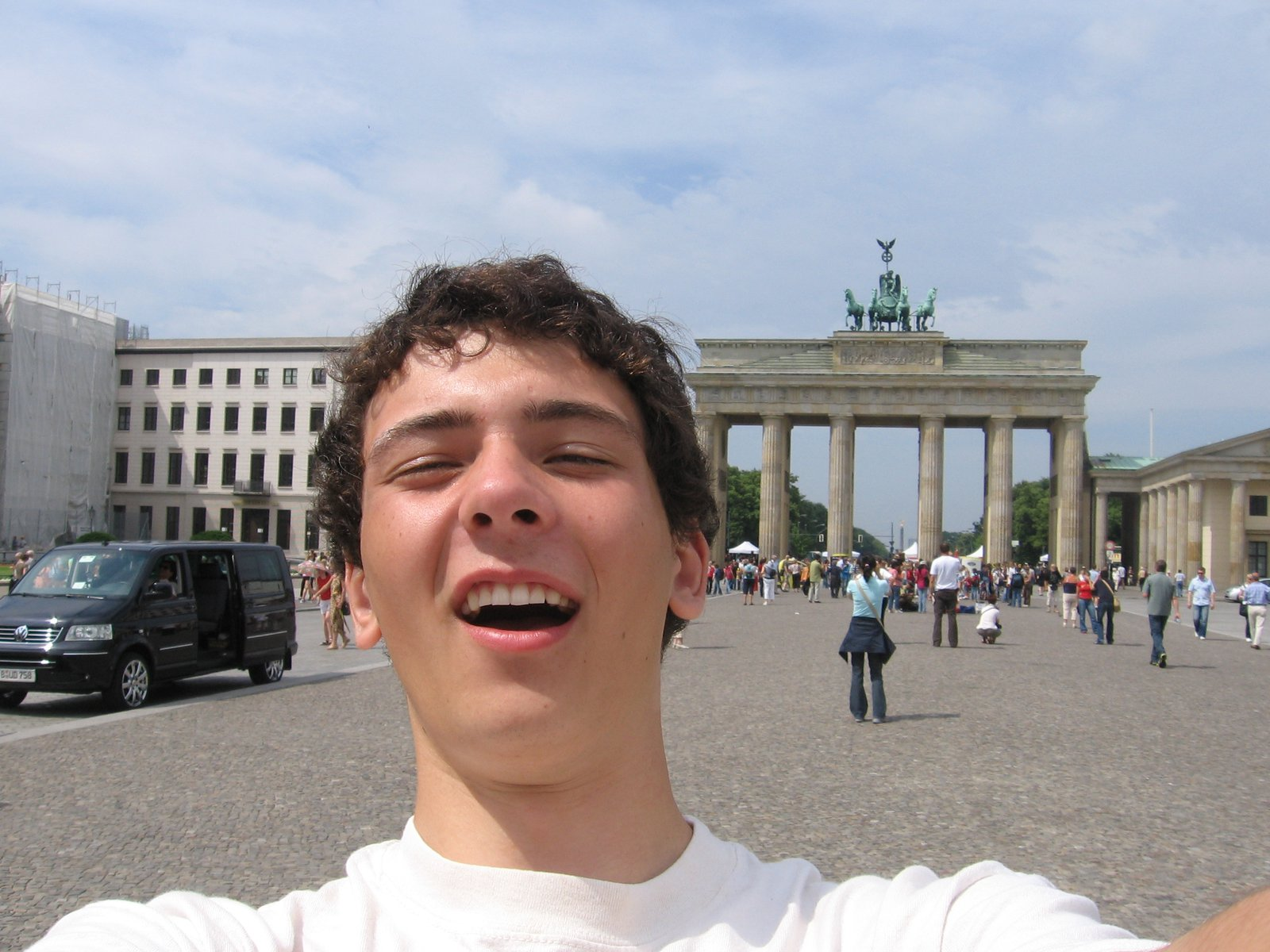 Me in Germany