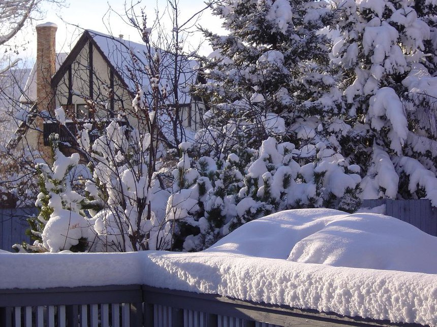 Snowww...I miss snow
