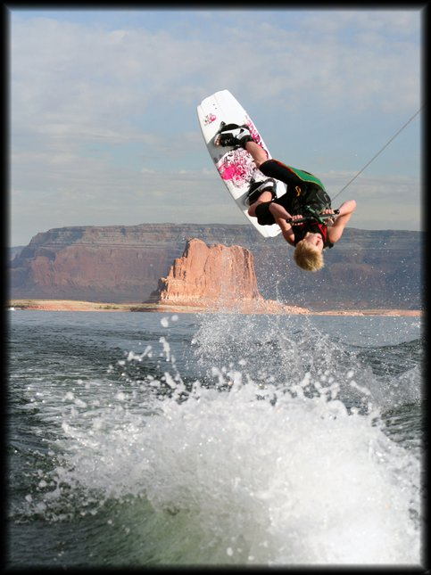 Wakeboarding Again
