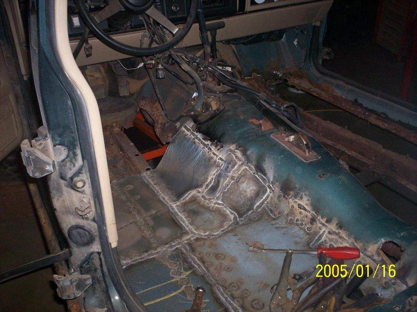 Jeep floor 4