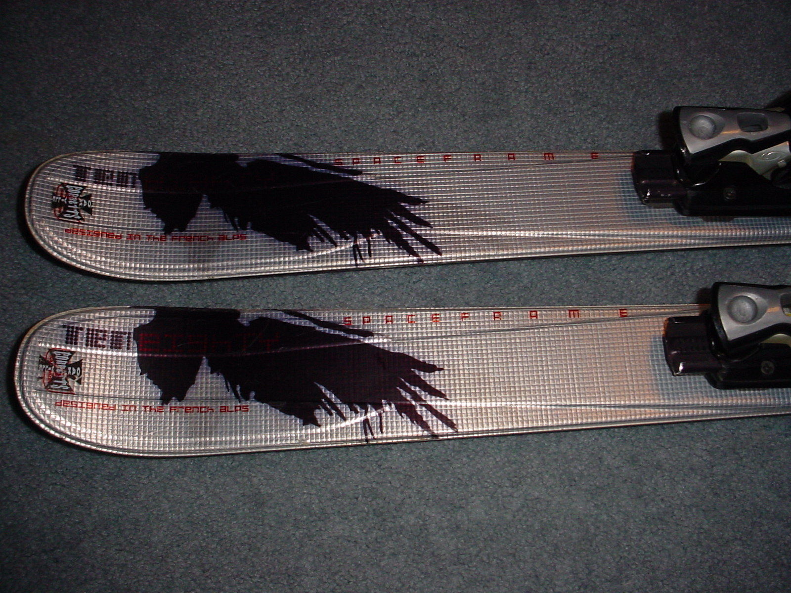 2005 Salomon 1080 tails