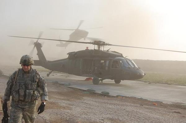 Bro in Iraq