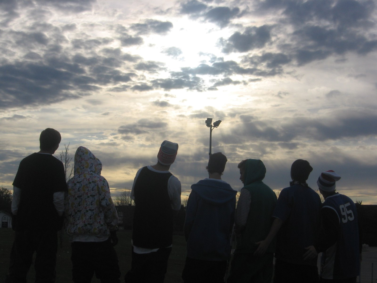 Sunset = end of jib sesh