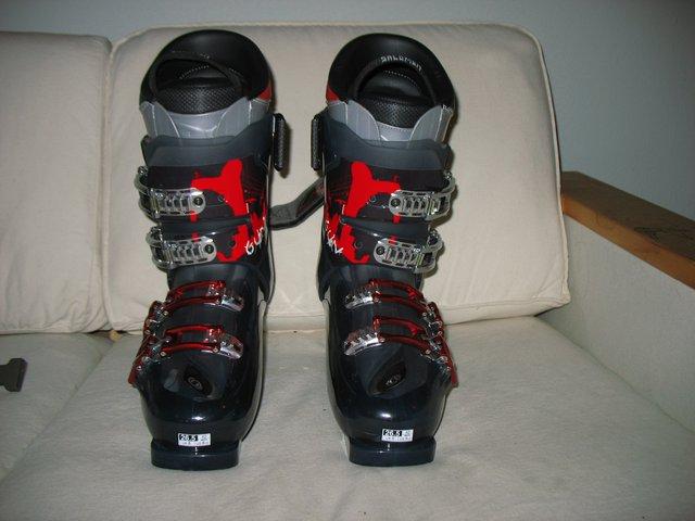 Salomon Falcon Gun boots