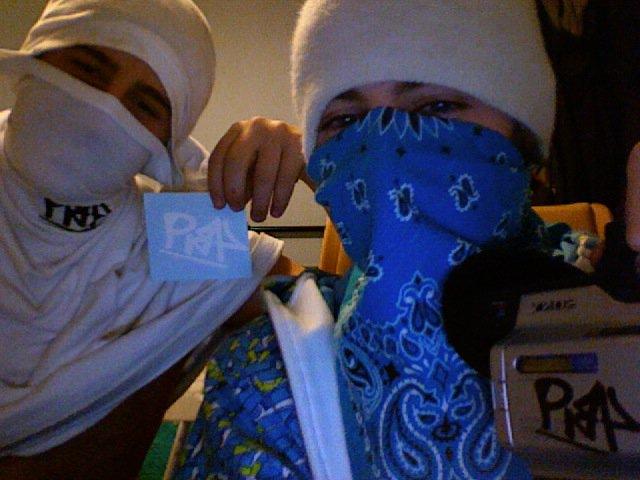 Henrik and I