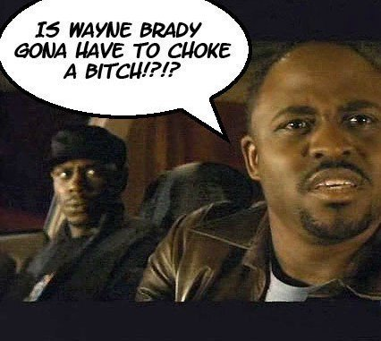 Wayne brady bitch