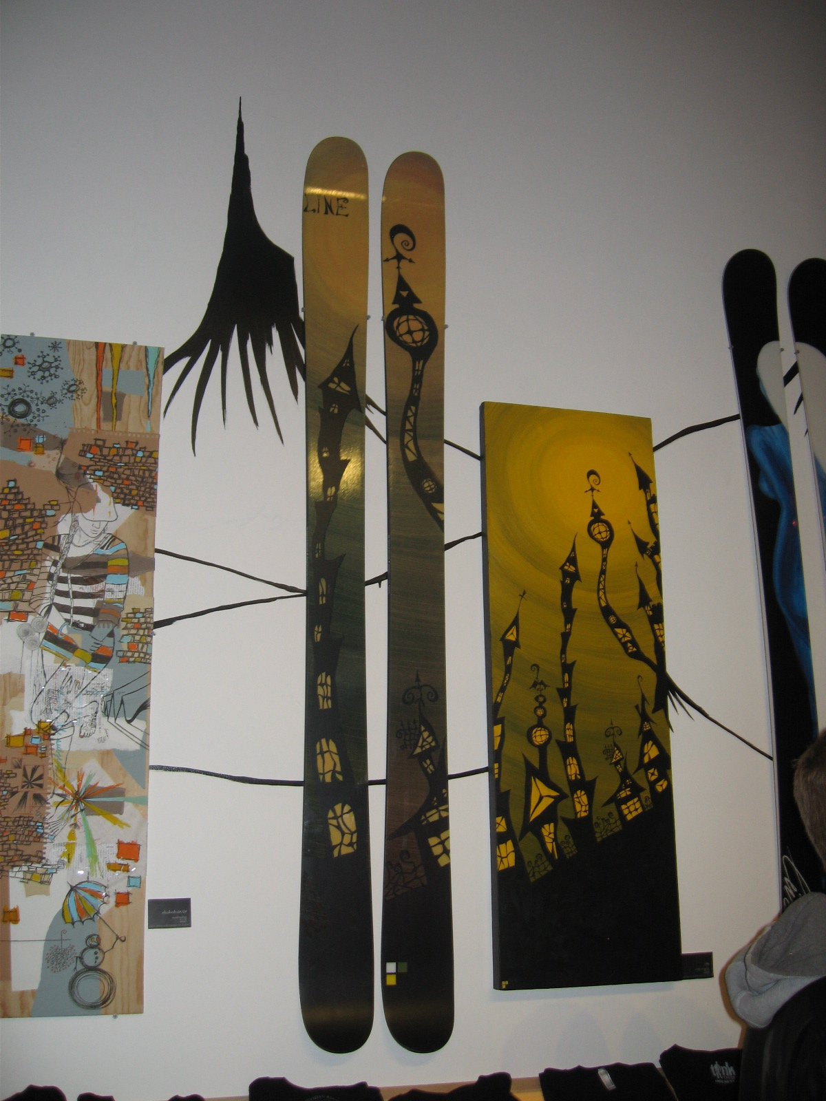 Eric Pollard's Art