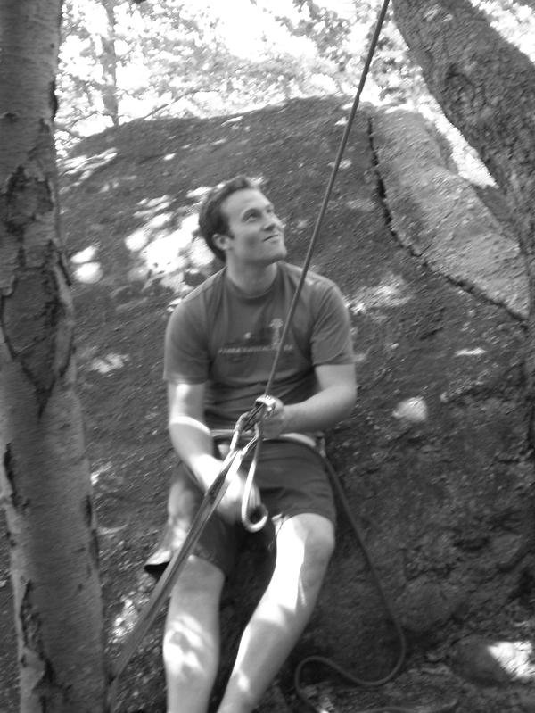 Belaying @ Peterskill