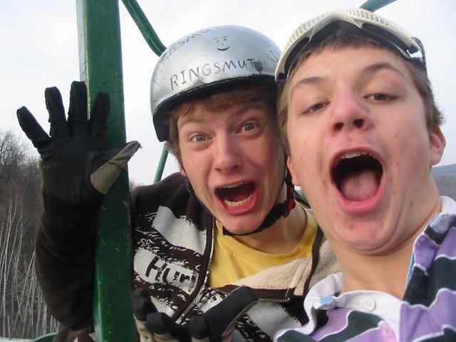 Erik & Will