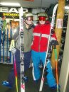Tandom Skis