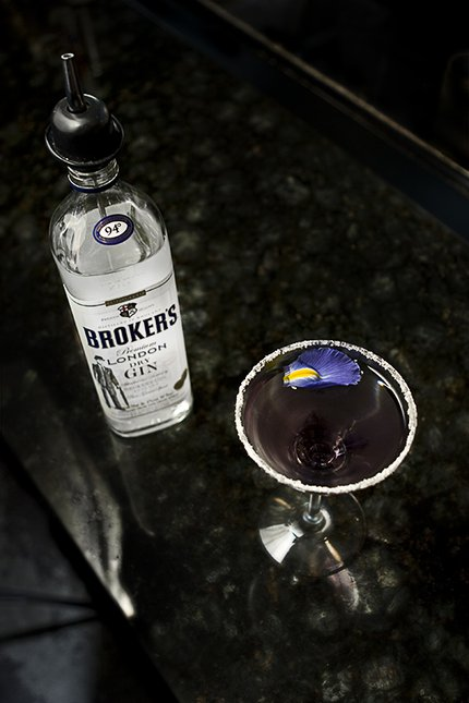 Brokers Gin Shot