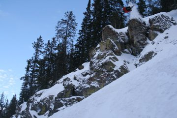 Lincon cliff early season