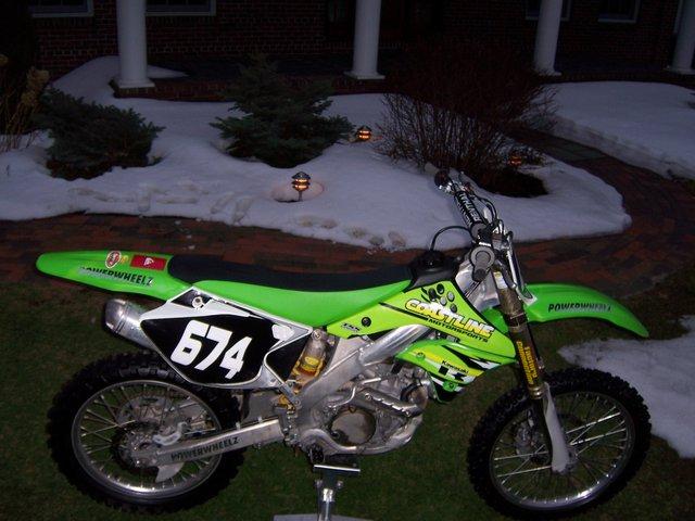 My motahbike