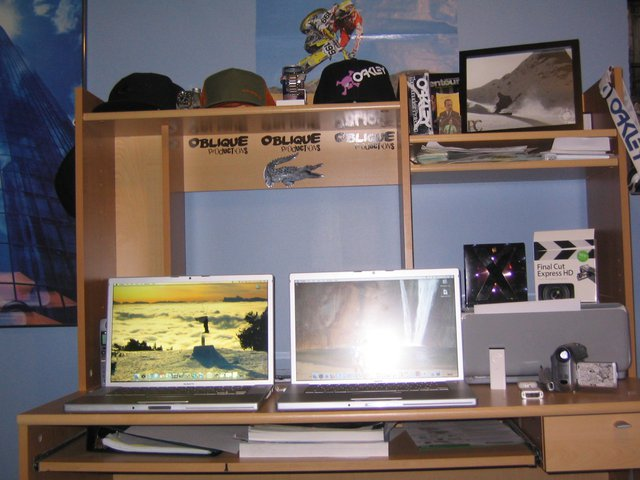 My setup for cult