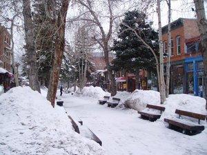 Aspen streets