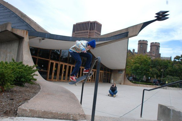Front Board pop out
