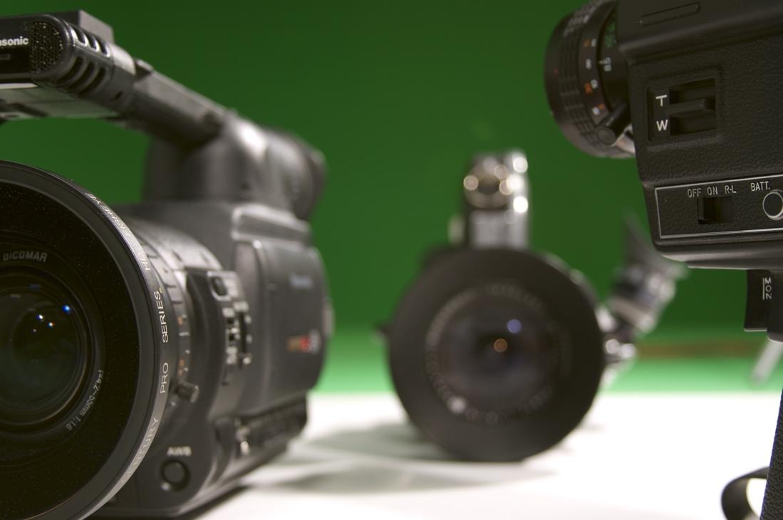 The cameras