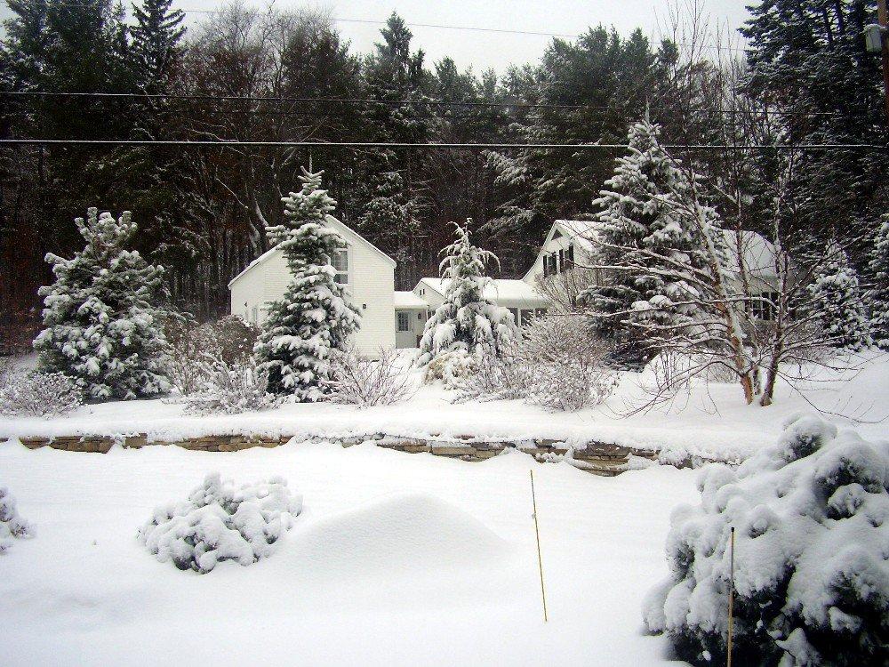 Yay snoww :3