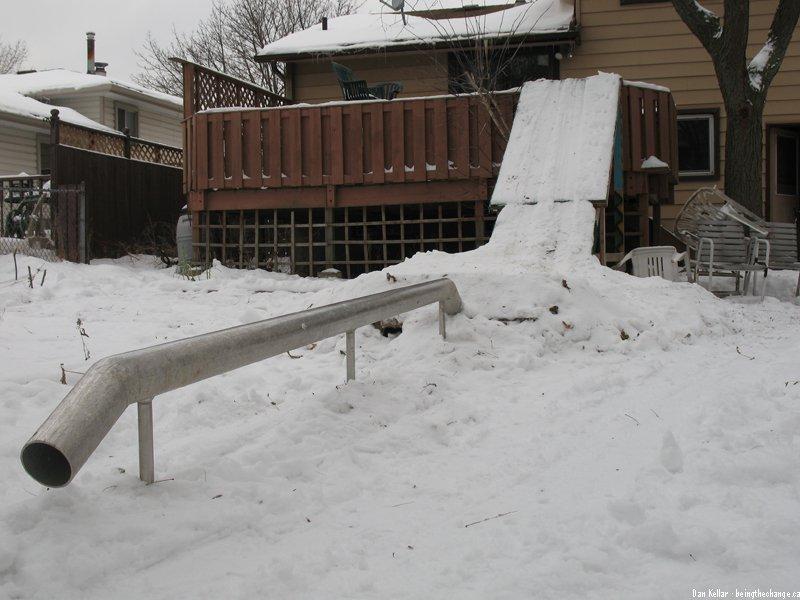 Backyard Set-up