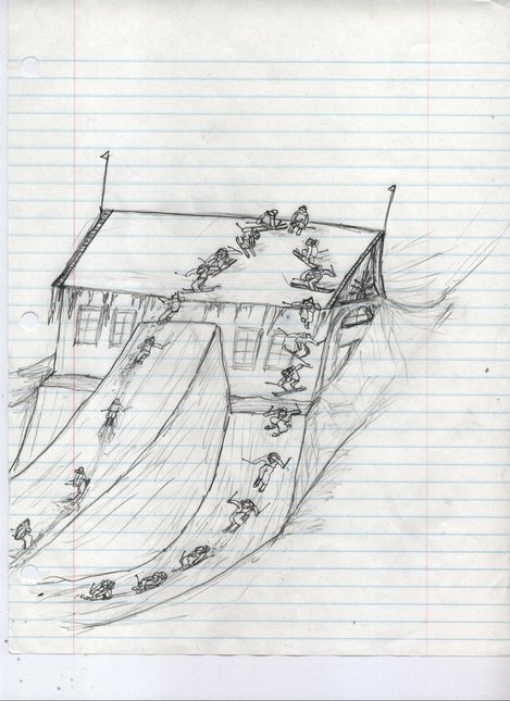 Roof slide