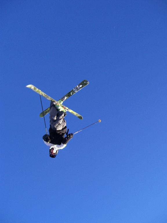 Schmidty flying