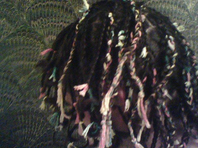 My hair yo