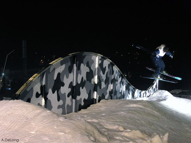 Wave rail at blue 3 years ago
