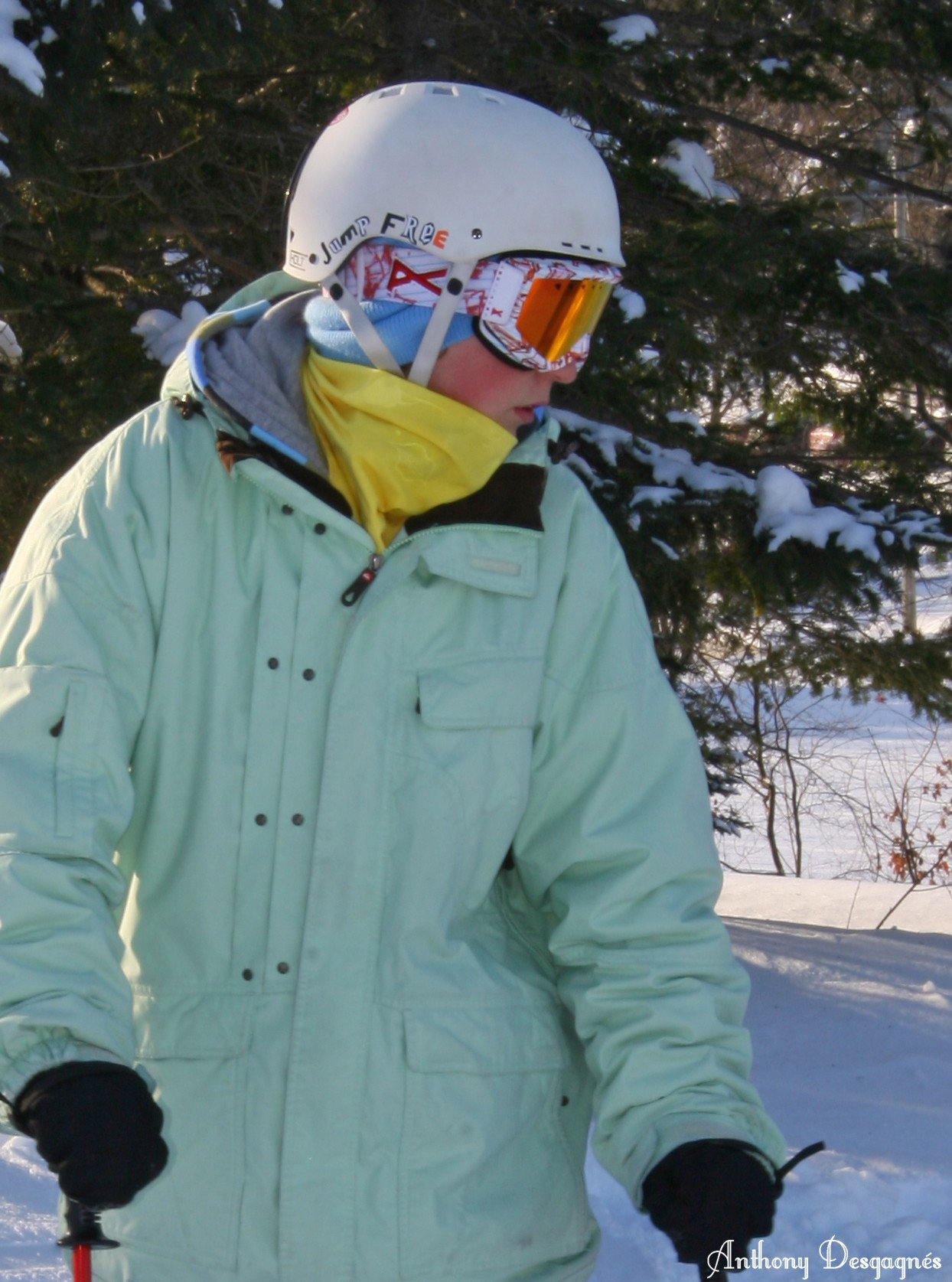 Me Before Going On A Rail