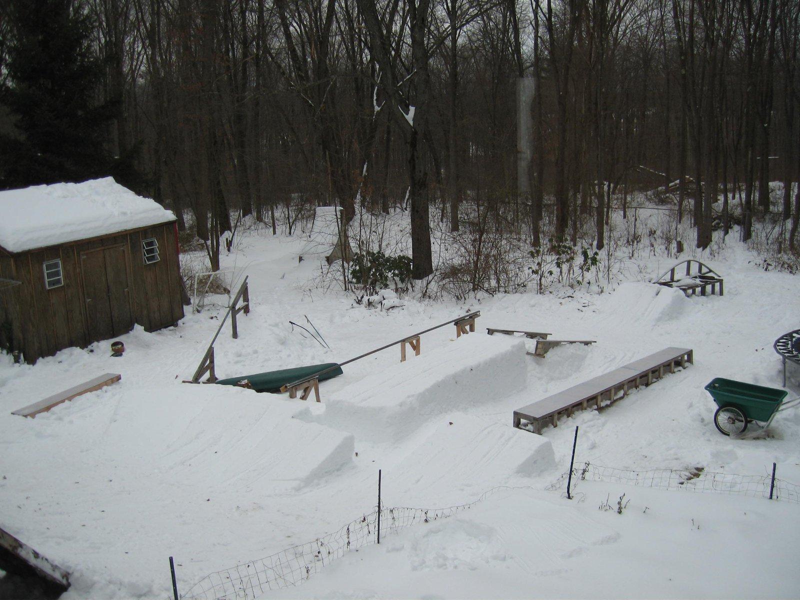 My Backyard Setup
