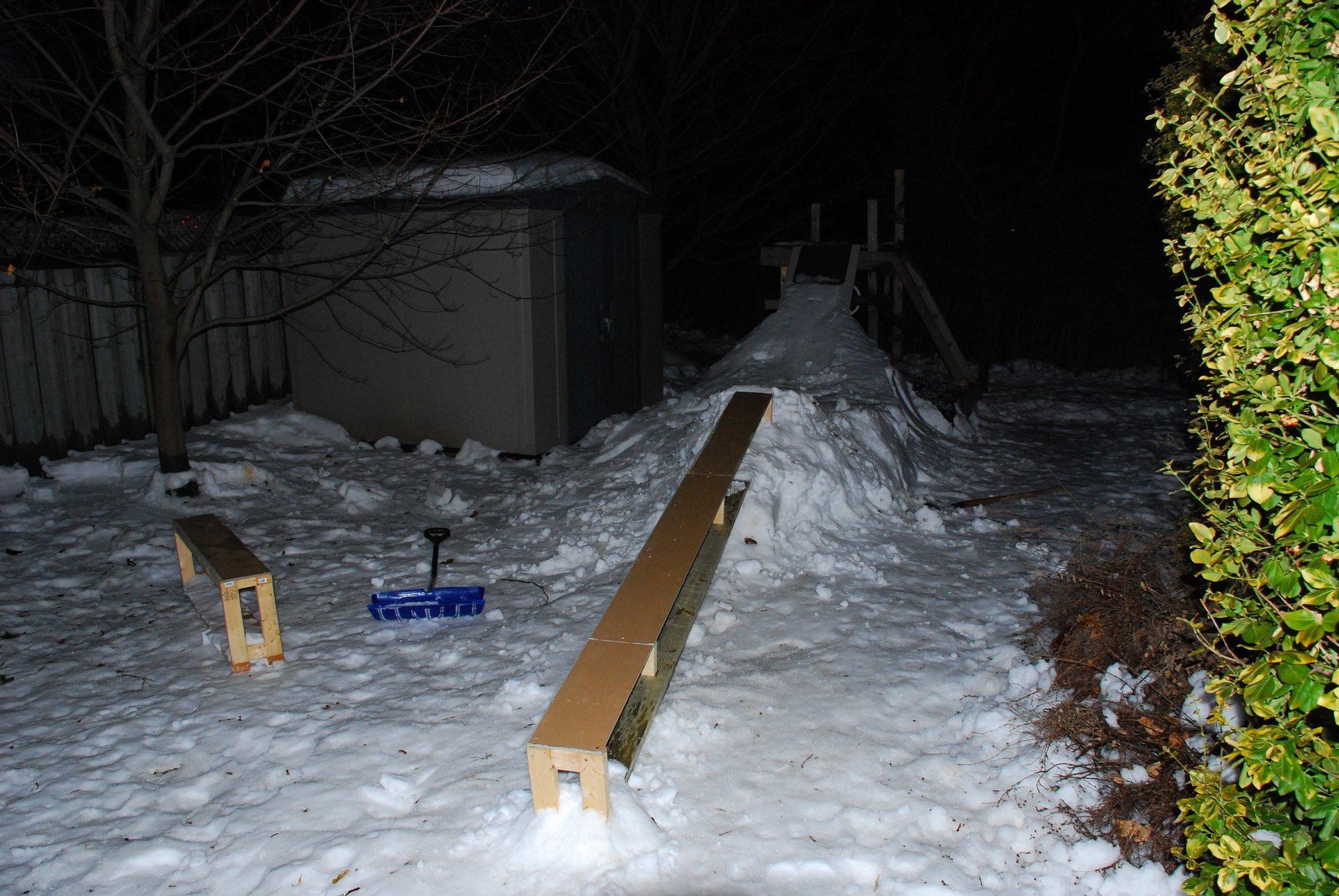 New Backyard Box