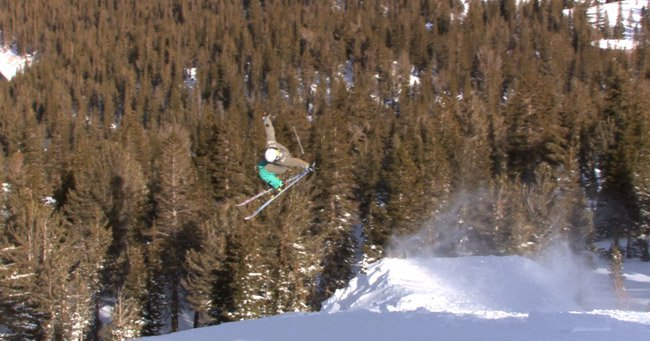 Little backcountry tail three.  KC Deane