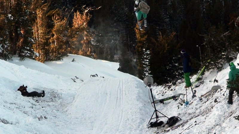 K.C. Deane Backcountry Shifty 1 Angle 2