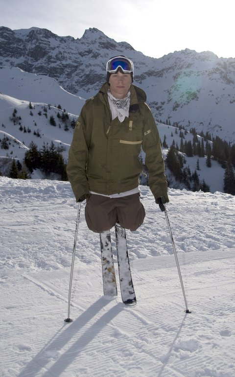 Me without legs