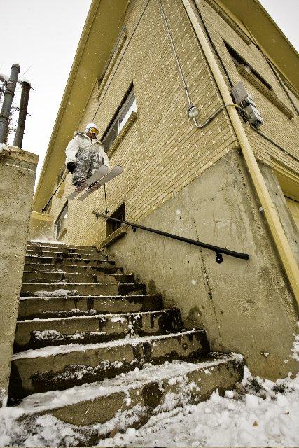 Stair Drop 2
