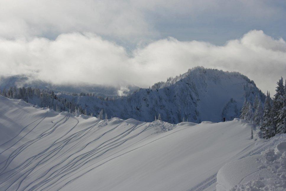 Man on the Ridge