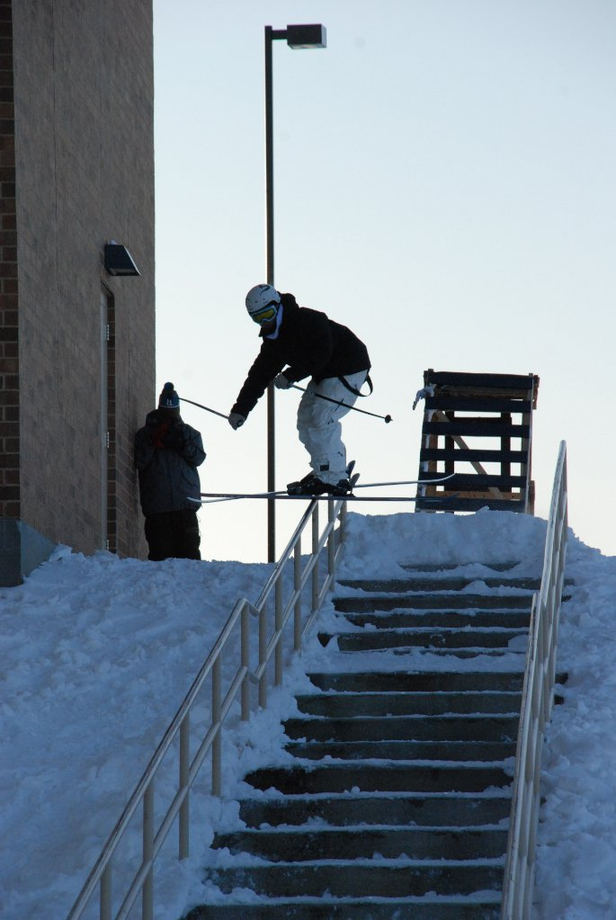 New Years Rail