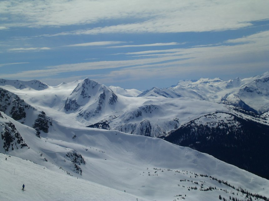 Whistler-Blackcomb Backcountry